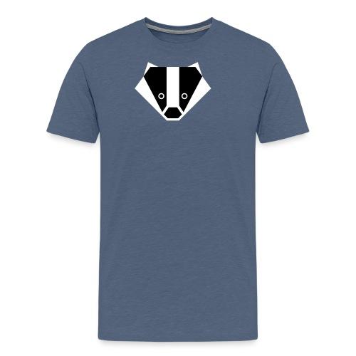 Dachs Senior - Männer Premium T-Shirt
