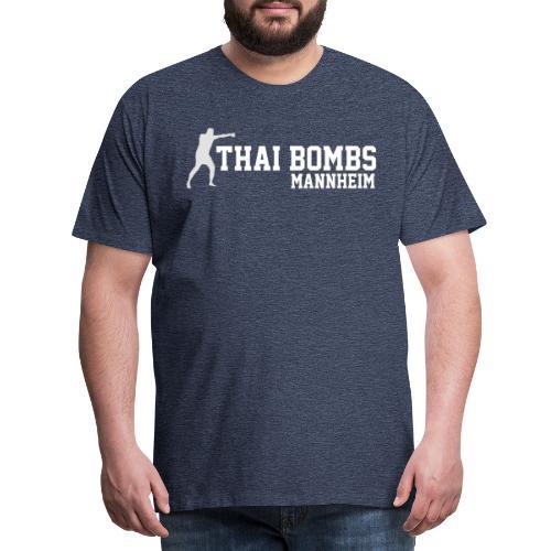 logoboxeurivertiertneu06012021 - Männer Premium T-Shirt