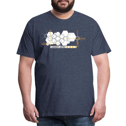 Gamer Hero - Männer Premium T-Shirt