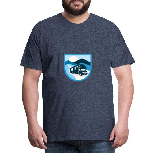 Womoguide-Shirt - Männer Premium T-Shirt