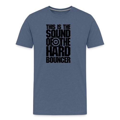 hardbouncer shirt - Mannen Premium T-shirt
