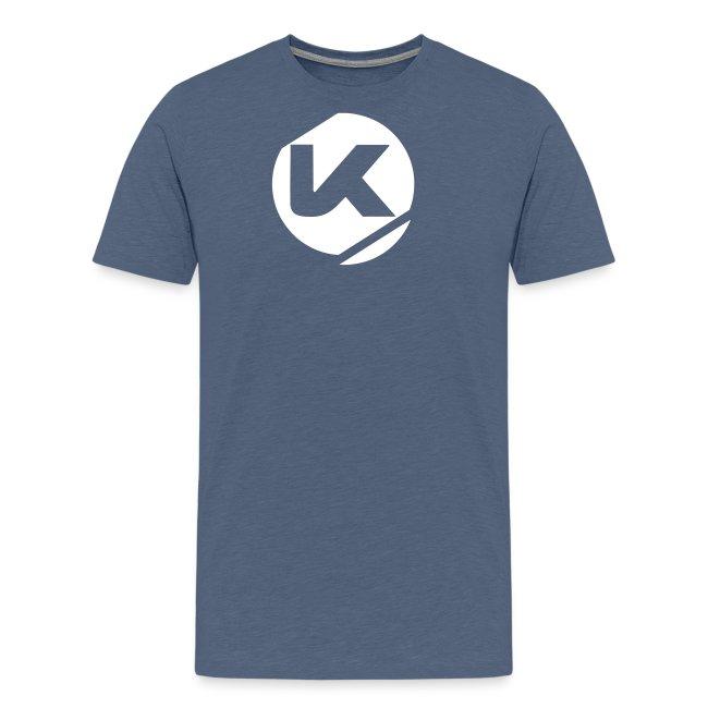 Logo K Blanc Vector