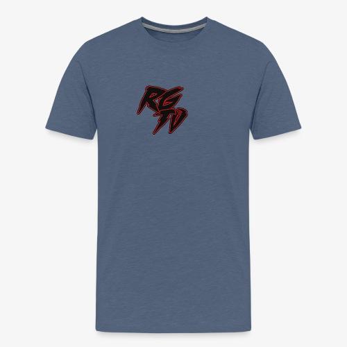 RGTV 2 - Men's Premium T-Shirt