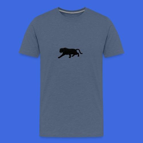 panthere noire - T-shirt Premium Homme