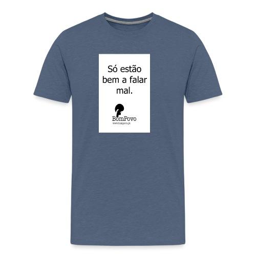 soestaobemafalarmal - Men's Premium T-Shirt