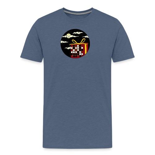 Shared Life on the Goban - Men's Premium T-Shirt