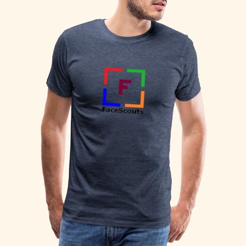 Logo FaceScouts - T-shirt Premium Homme