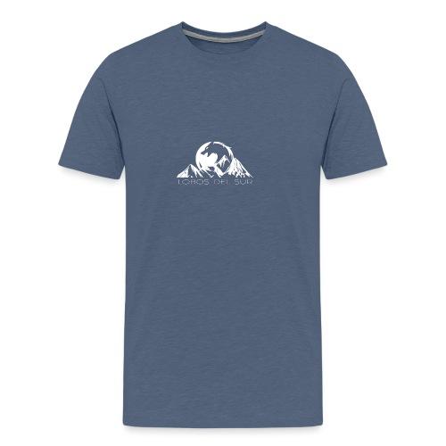 Colección Lobos del Sur - Camiseta premium hombre