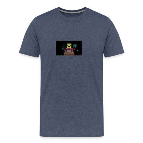 Cool Gamer yt - Premium T-skjorte for menn