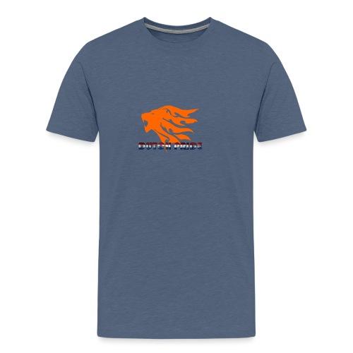 DutchPride - Mannen Premium T-shirt