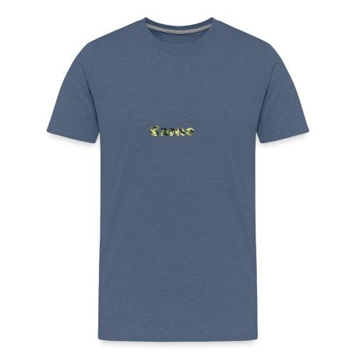 Camo Designs - Mannen Premium T-shirt