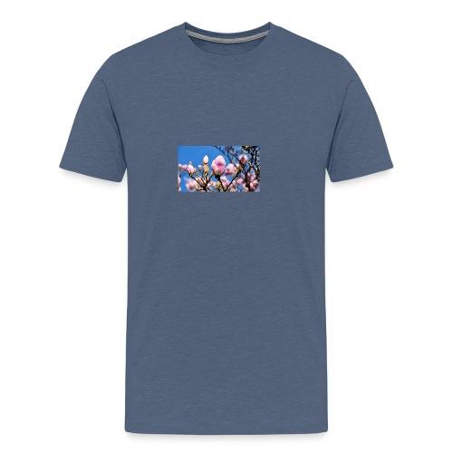 Magnolia - Men's Premium T-Shirt