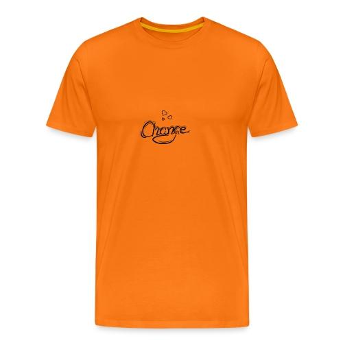 Änderung der Merch - Männer Premium T-Shirt