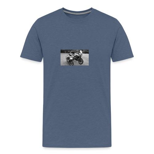 50cc ft 1200cc ! - T-shirt Premium Homme