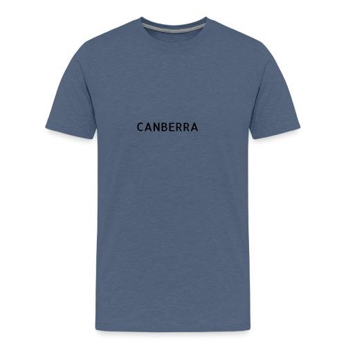 Canberra - Men's Premium T-Shirt