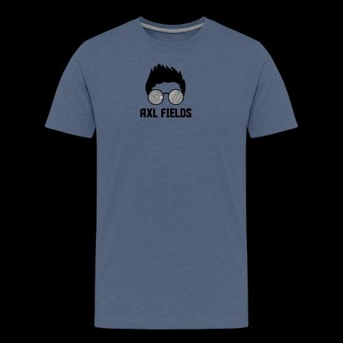 Axl Fields - Camiseta premium hombre