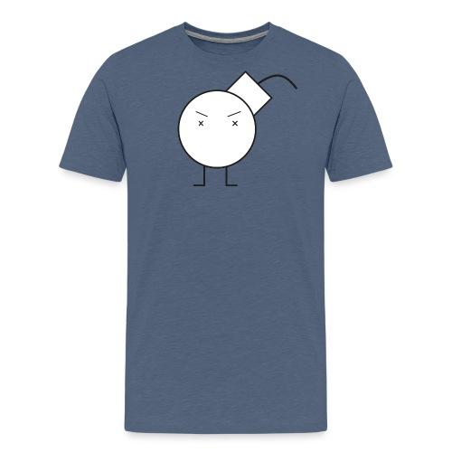 Creature-Rosie - Männer Premium T-Shirt