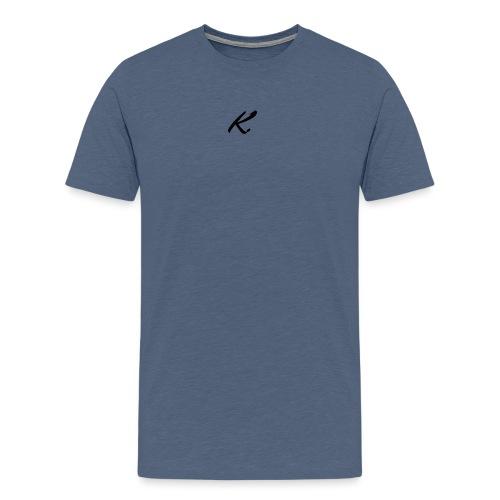 K - T-shirt Premium Homme