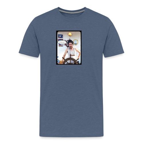 aquaquarium bonjour - T-shirt Premium Homme