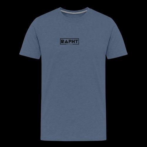RAPHT long-sleeve simple - Men's Premium T-Shirt
