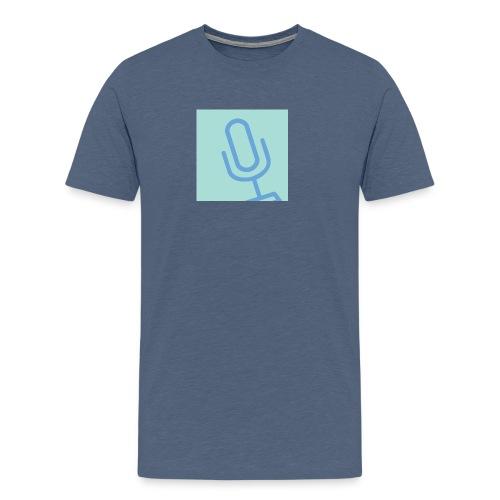 robobin logo - Mannen Premium T-shirt