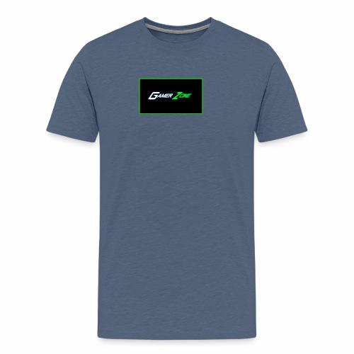 Gamerzone - Men's Premium T-Shirt