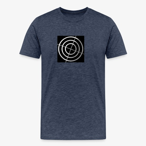 Am I Five - Target - Männer Premium T-Shirt