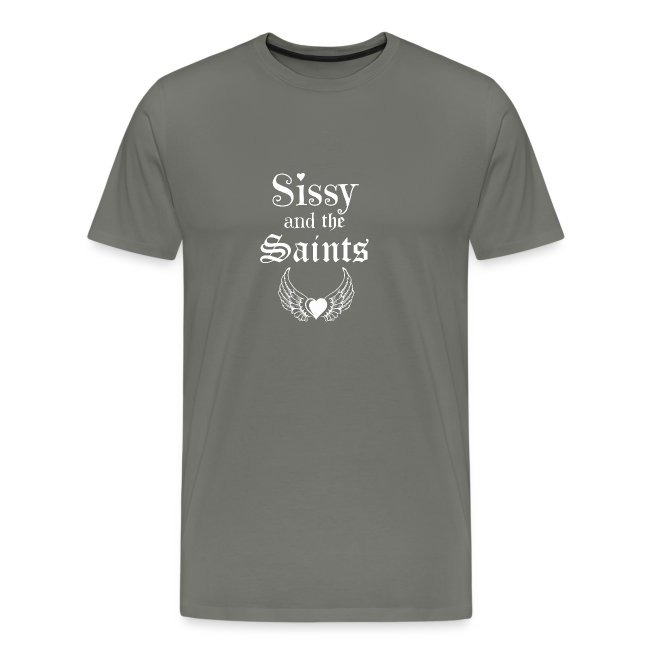 Sissy & the Saints witte letters