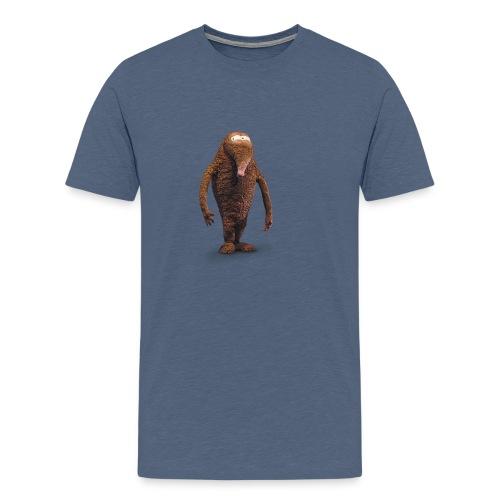 Hempel unterm Sofa - Männer Premium T-Shirt