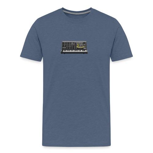 Ms. Twenty pixels Synth #TTNM - Men's Premium T-Shirt
