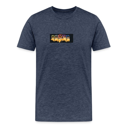 tresor chocovore - T-shirt Premium Homme