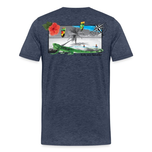 test t shirt - T-shirt Premium Homme