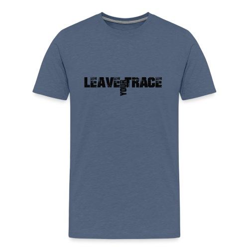 nc-lyt-album-logo - Männer Premium T-Shirt