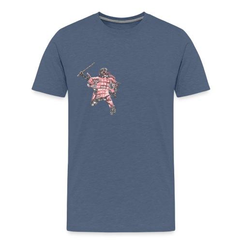kali battle2 - Camiseta premium hombre