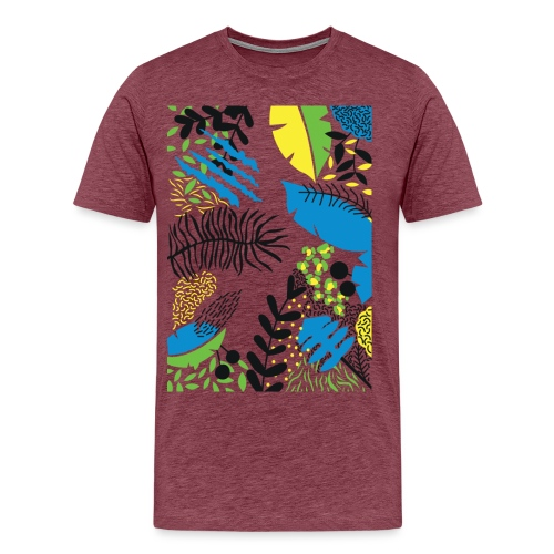 h - T-shirt Premium Homme