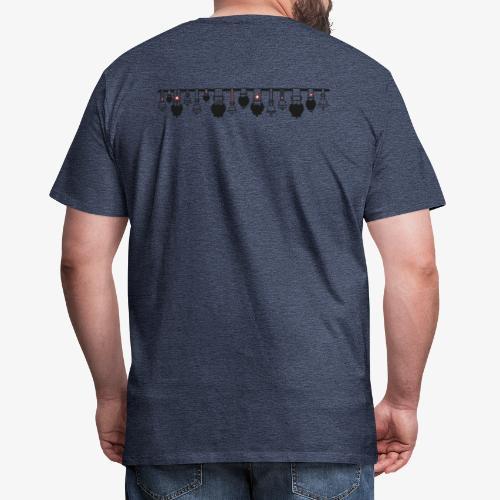 Glockenstolz - Männer Premium T-Shirt