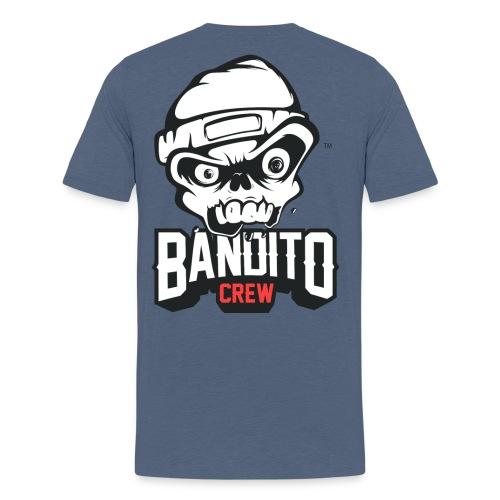Banditocrew - Mannen Premium T-shirt