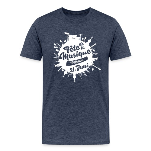 KT Logo - Männer Premium T-Shirt