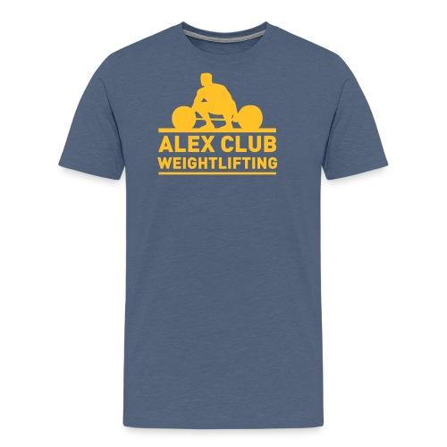 alexclub 2 - Maglietta Premium da uomo