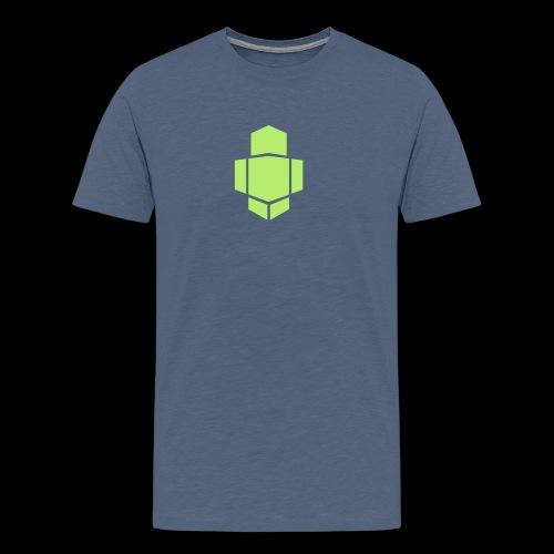hitbox icon - Men's Premium T-Shirt