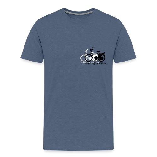 Projekt5.png - Männer Premium T-Shirt