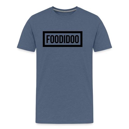 Foodidoo_Logo copy - Männer Premium T-Shirt