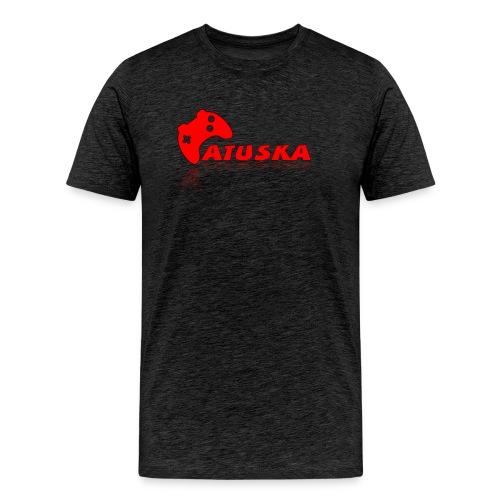 Atuska - Miesten premium t-paita