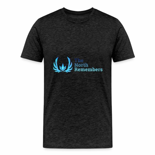 TNR Logo Small - Männer Premium T-Shirt