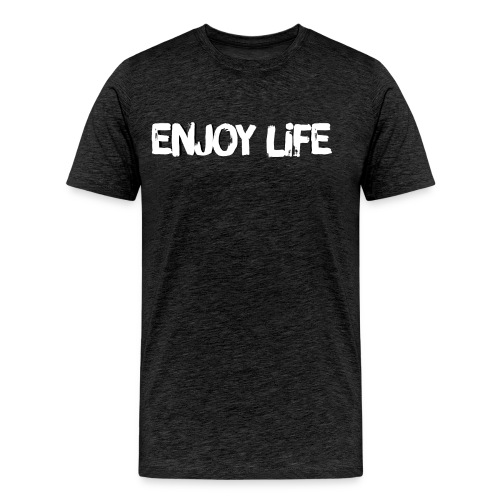 Enjoy Life Logo - Men's Premium T-Shirt