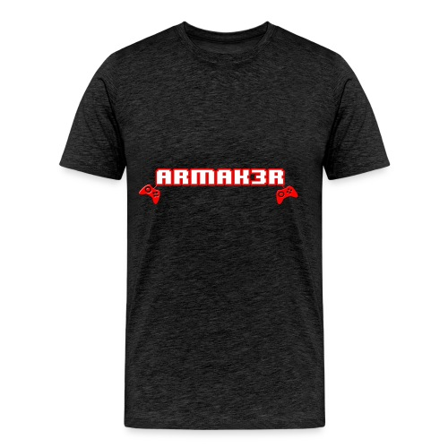 ARMAK3R 2nd Edition - Maglietta Premium da uomo