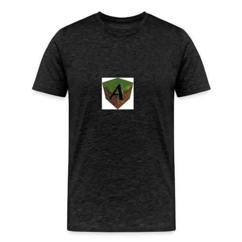 A-Shirt Design - Männer Premium T-Shirt