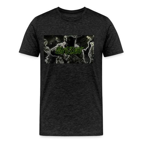 GrIZeT clan - Männer Premium T-Shirt