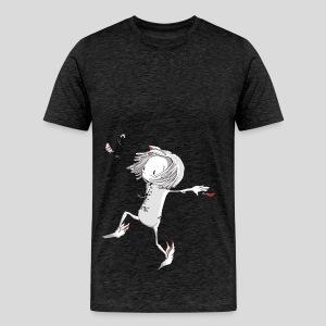 Schwingenzauber - Men's Premium T-Shirt