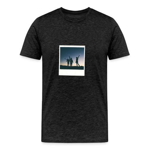 POLAROID 2 - Men's Premium T-Shirt